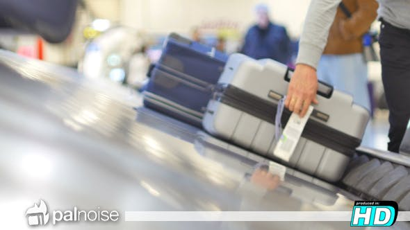 Thumbnail for Baggage Claim Fast Airport