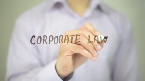 Thumbnail for Unternehmens- recht