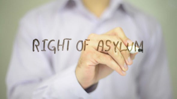Thumbnail for Right Of  Asylum