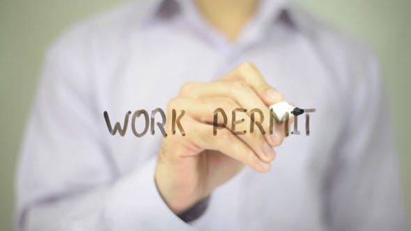 Thumbnail for Work Permit