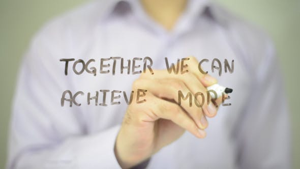 Thumbnail for Together We Can Achieve more