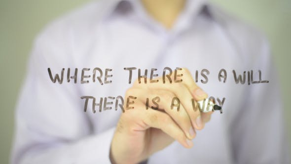 Thumbnail for Where There is a Will, There is a Way