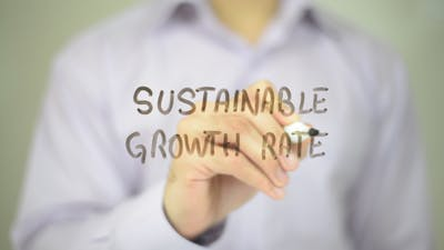 Sustainable Gworth Rate