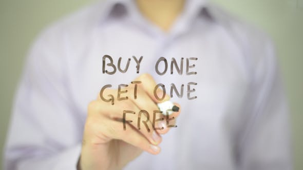 Thumbnail for Buy One Get One Free