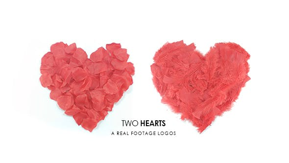 Thumbnail for Two Hearts Logos