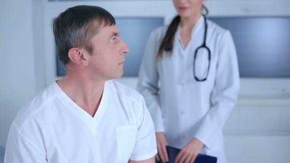 Doctor Joked Over The Patient