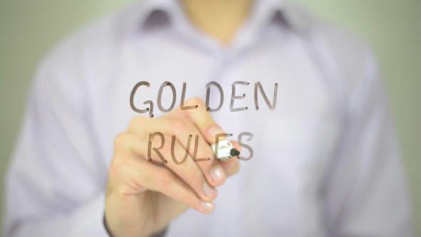 Thumbnail for Golden Rules