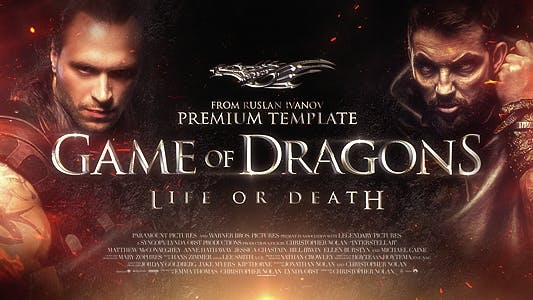 Thumbnail for Trailer Game of Dragons