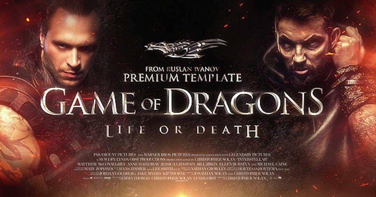 Download Trailer Game of Dragons by ruslan-ivanov