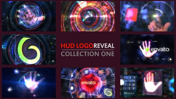 Cover Image for Hand HUD Logo Reveal