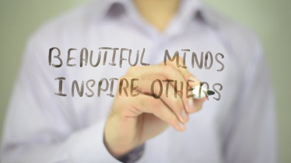 Thumbnail for Schöne Köpfe inspirieren andere