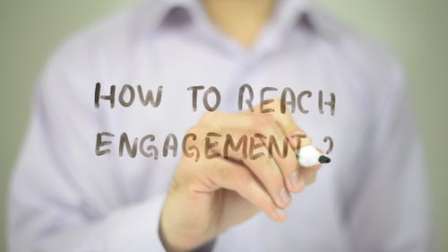 Wie erreicht man Engagement?