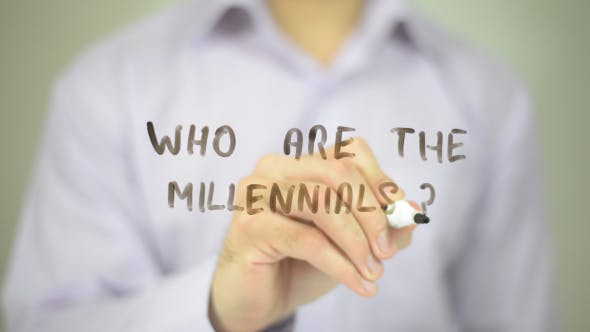 Thumbnail for Who are the Millennials ?
