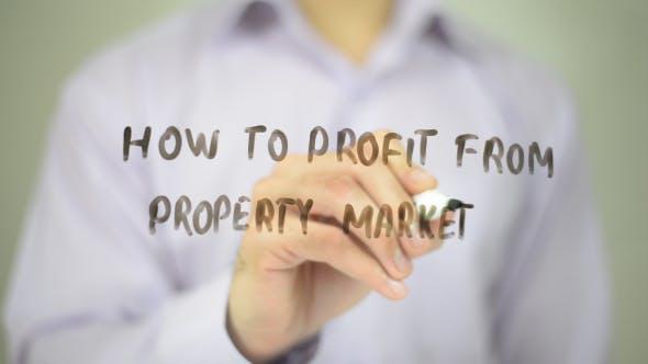 Thumbnail for Wie man vom Immobilienmarkt profitiert