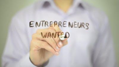 Entrepreneurs Wanted
