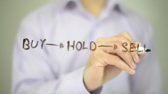 Thumbnail for Buy, Hold, Sell, Illustration