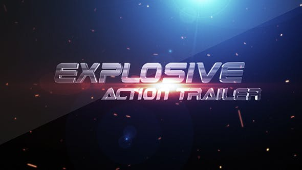 Thumbnail for Explosive Action Trailer