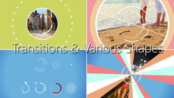 Thumbnail for Transitions & Various Shapes