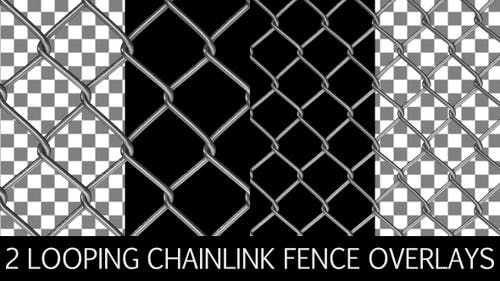 Chainlink Fence Overlays