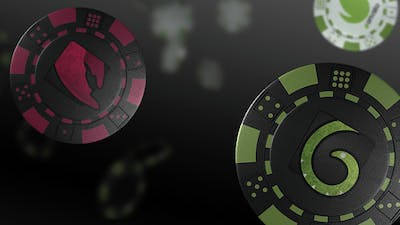 Editable Poker Chips Transitions