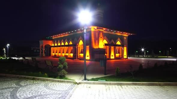 Thumbnail for Empty coronavirus Mosque