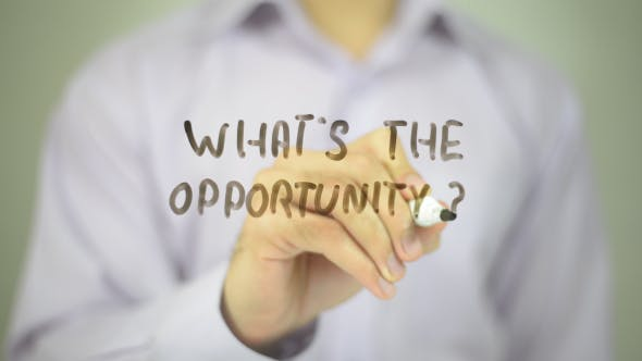 Thumbnail for What's The Opportunity ?