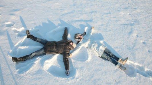 Thumbnail for Schneeengel