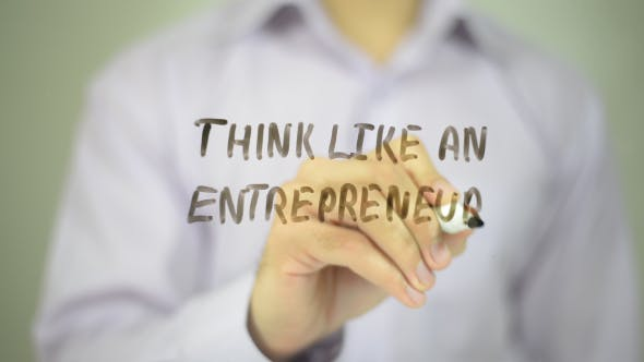 Thumbnail for Think Link An Entrepreneur