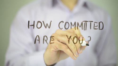 How Commit Are You ?