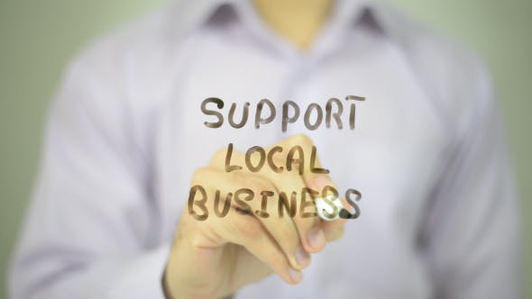 Thumbnail for Support Local Business