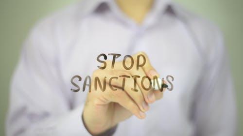 Stop Sanctions