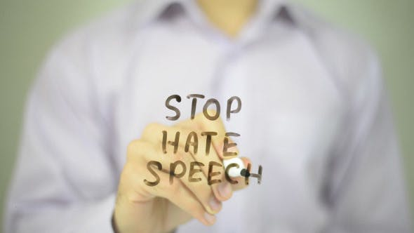 Thumbnail for Stop Hate Speech