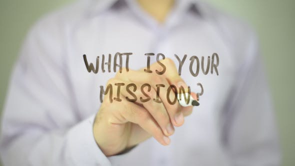 Thumbnail for What Is Your Mission ?