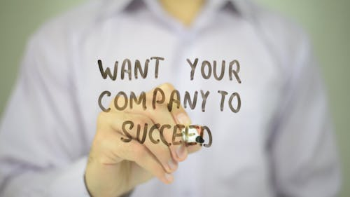 Want Your Company To Succeed