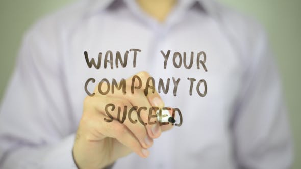 Thumbnail for Want Your Company To Succeed