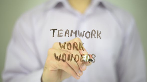Teamwork Works Wonder