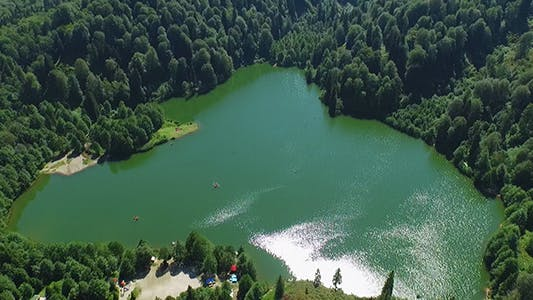 Thumbnail for Aerial View of Lake 2