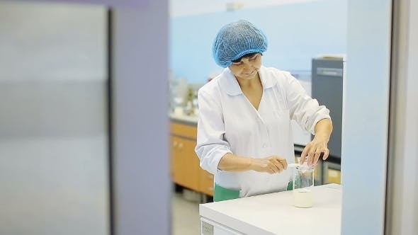 Thumbnail for Nutrition Laboratory, Scientist At Work