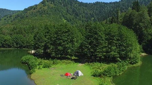 Thumbnail for River Camping