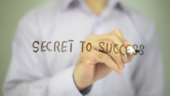 Erfolgsgeheimnis