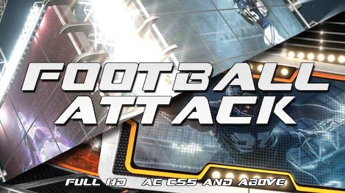 Ident de ataque de fútbol