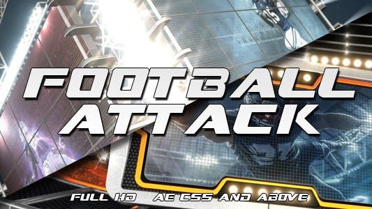 Football Attack Ident