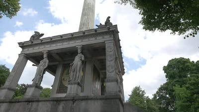 Angel of Peace Monument