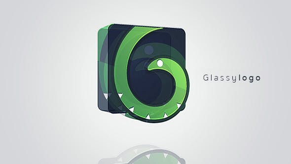 Thumbnail for Glassy Logo
