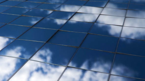 Thumbnail for Oscillating Squares Reflecting Clouds