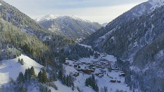 Thumbnail for Snowy Village Views