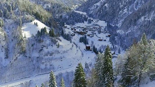 Thumbnail for Winter Mountain Village