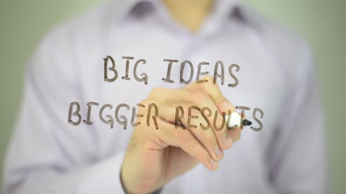 Big Ideas Big Results