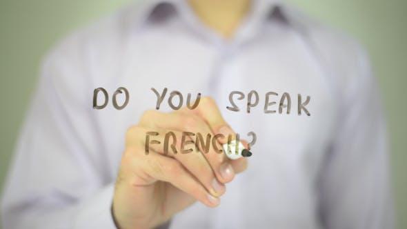 Thumbnail for Do You Speak French ?
