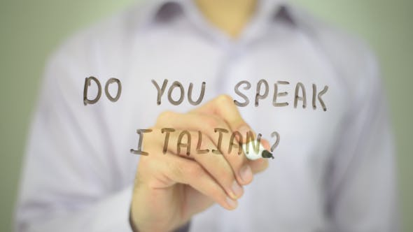 Thumbnail for Do You Speak Italian ?
